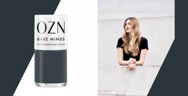 NEW IN: OZN X BARE MINDS  - OZN Kooperation mit BARE MINDS - Trendfarbe Blau-Grau