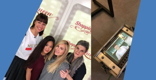 Unsere Gründerin Nina bei Shopping Queen! - Shopping Queen München Kandidatinnen