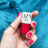 OZN Ingke: plant-based nail polish