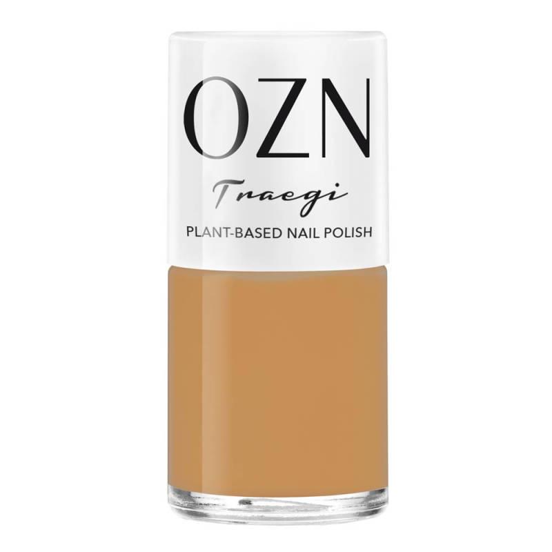 OZN Traegi: Pflanzenbasierter Nagellack