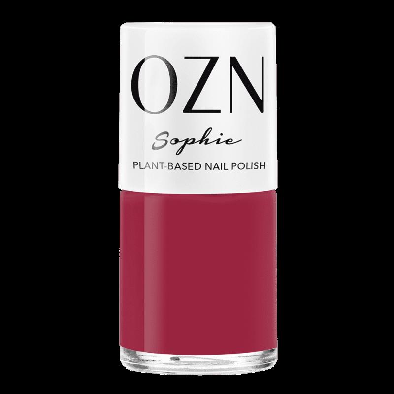 OZN Sophie: Pflanzenbasierter Nagellack