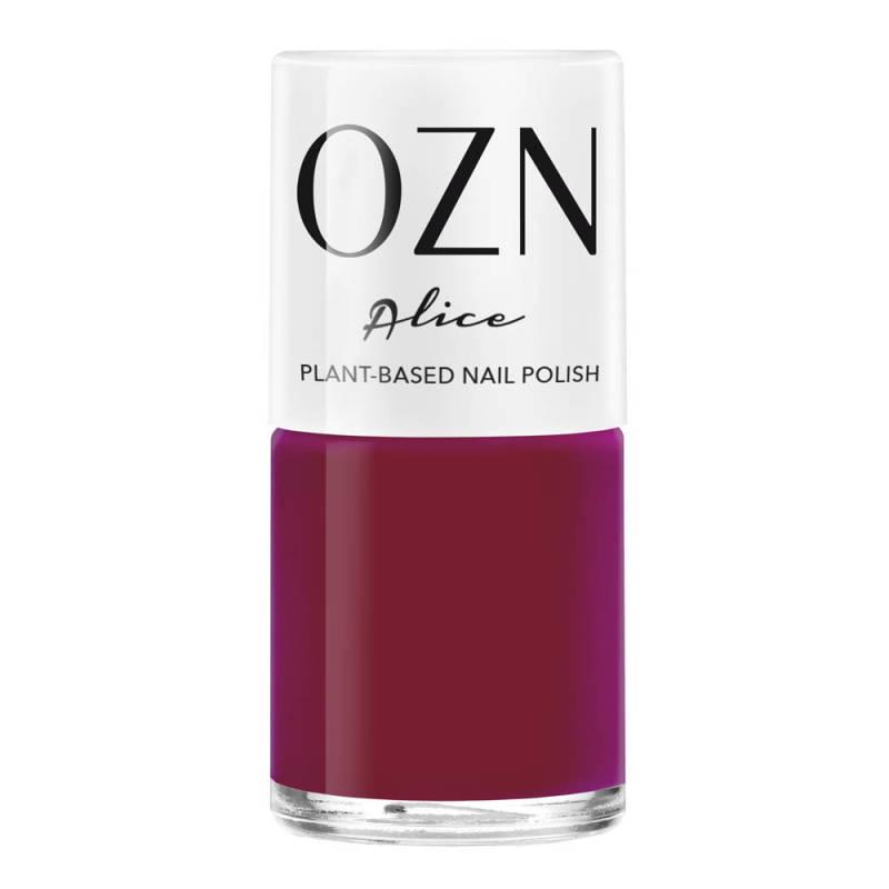 OZN Alice: Pflanzenbasierter Nagellack