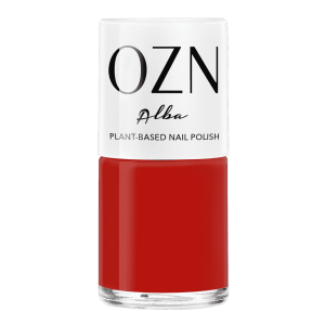 OZN Alba: Pflanzenbasierter Nagellack