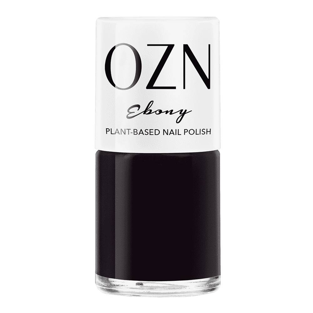 OZN Nail Polish Ebony