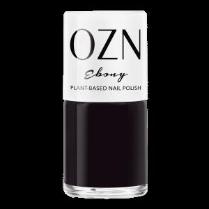 OZN Ebony: Pflanzenbasierter Nagellack