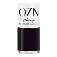 OZN1074 – OZN Ebony: plant-based nail polish