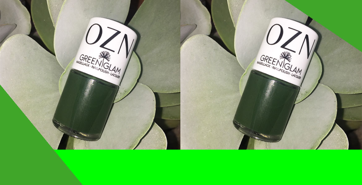 NEW IN: OZN X GREENGLAM